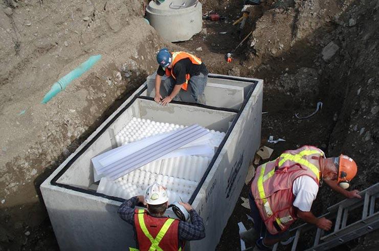 Coalescing Plate Separators & Oil and Water Separators