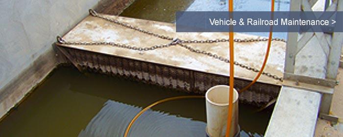 Vehicle & Railroad Maintenance